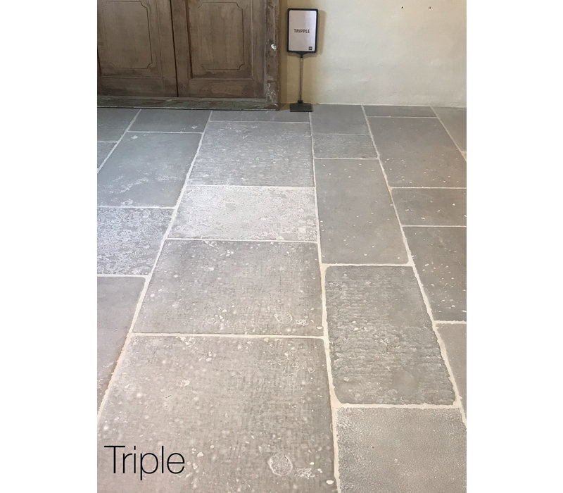 RAW Stones stenen vloer Triple