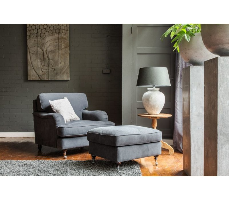 BOCX fauteuil Stockholm shadow 65