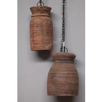 Hanglamp Nepalese kruik