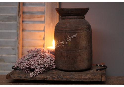 LifestyleByLeonie Authentieke Nepalese waterkruik - maat M