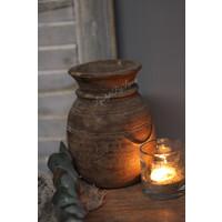 Authentieke Nepalese water kruikje - maat XS