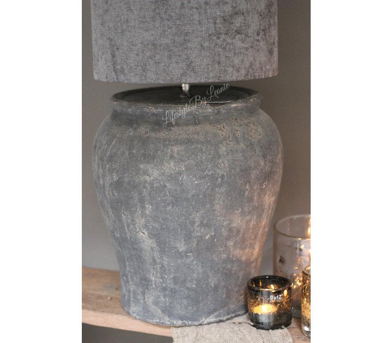 Brynxz grote kruik lampvoet Vintage 37 cm