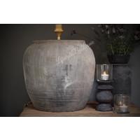 Authentieke Chinese kruik lampvoet
