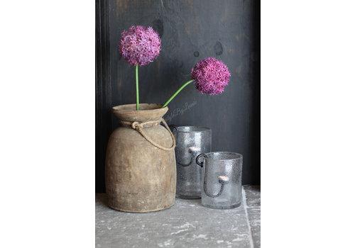 Zijden Allium purple 75cm