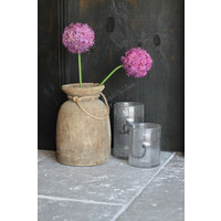 Zijden Allium purple 75 cm