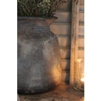Stenen pot / kruik Indonesië bruin