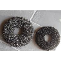 Krans Bakuli black 30 cm
