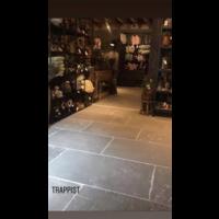 RAW Stones stenen vloer Trapist