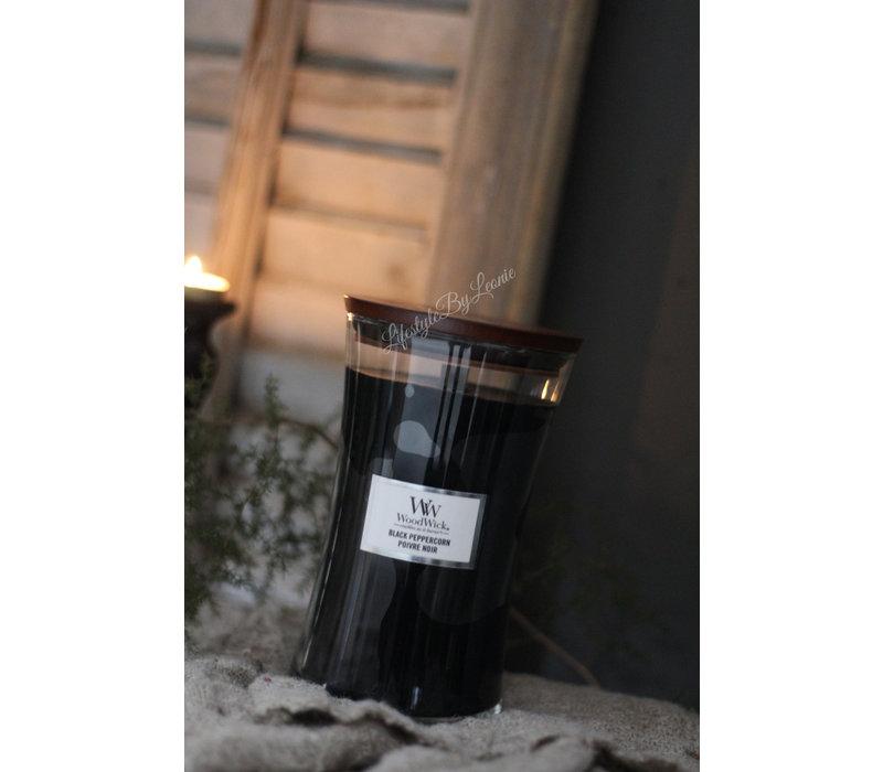 WoodWick Black peppercorn large