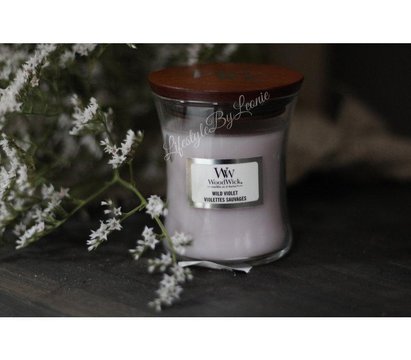 WoodWick Wild Violet mini
