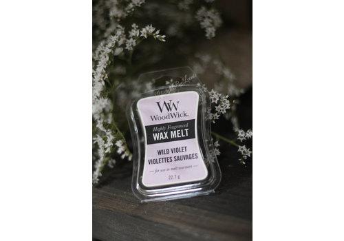 WoodWick WoodWick Wild Violet wax melt