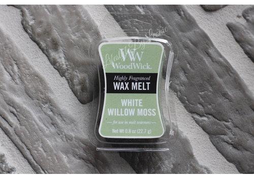 WoodWick WoodWick White willow moss wax melt