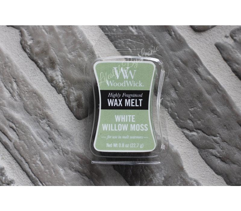 WoodWick Willow moss waxmelt