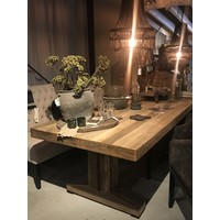 klooster tafel Java wood 210 x 100 x 76 cm