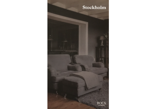 Bocx BOCX fauteuil Stockholm