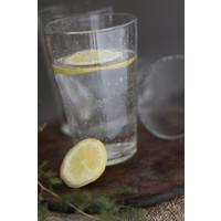 Sapglas met bubbels helder 14 cm