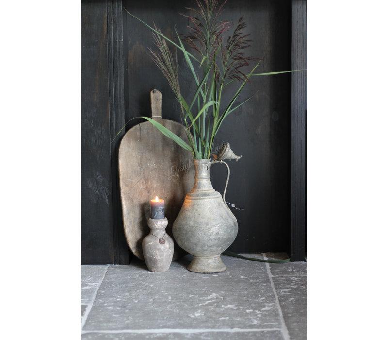 Kandelaar kruik Sand finish 20 cm
