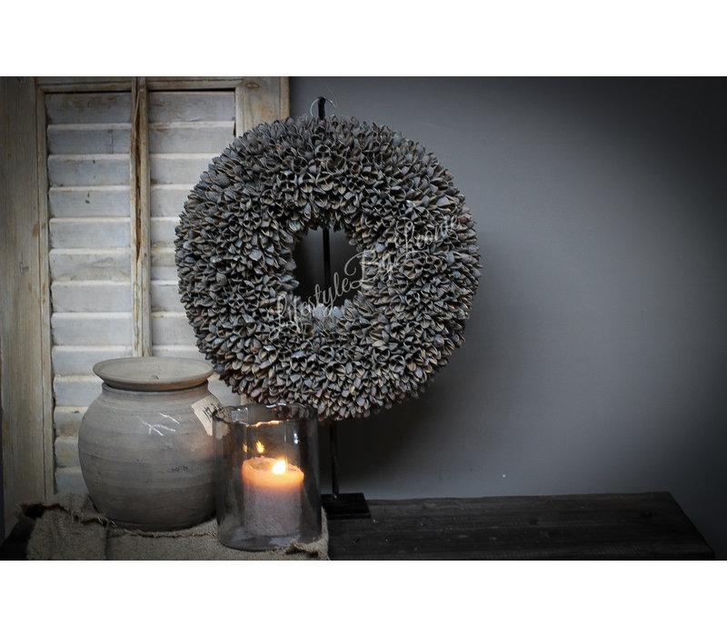 Metalen kransen standaard 40 cm