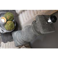 Brynxz stenen baluster lampvoet Vintage 38 cm