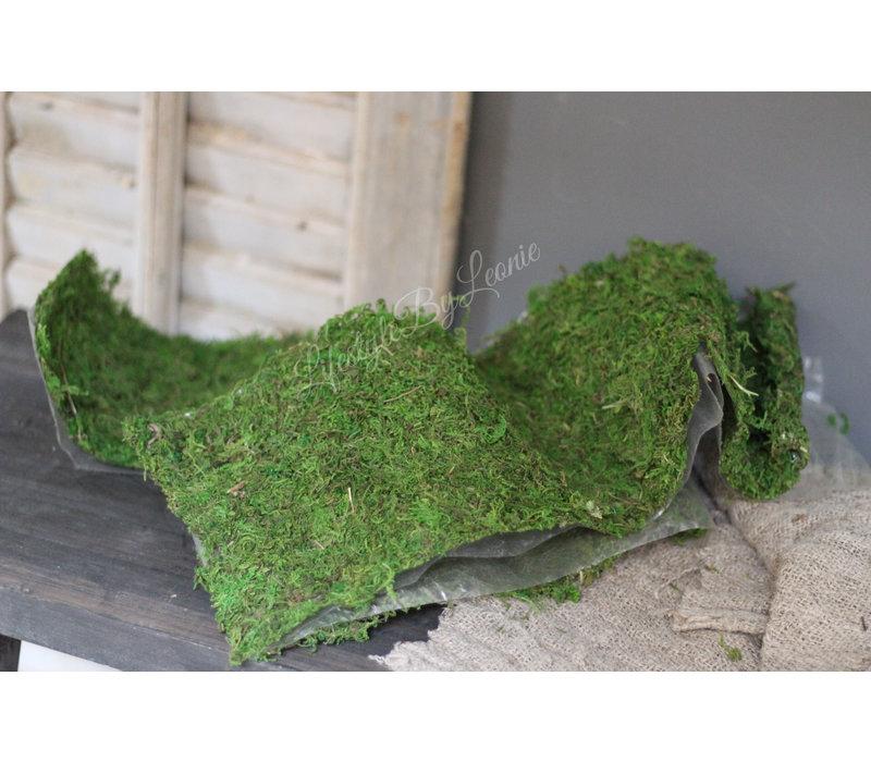 Rol geprepareerd mos 120 cm