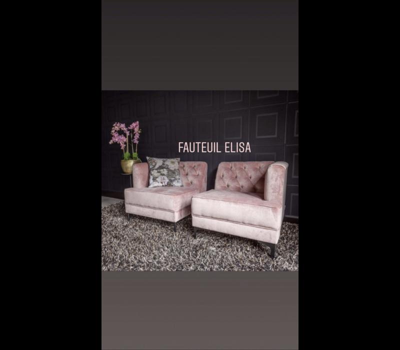 BOCX fauteuil Elisa