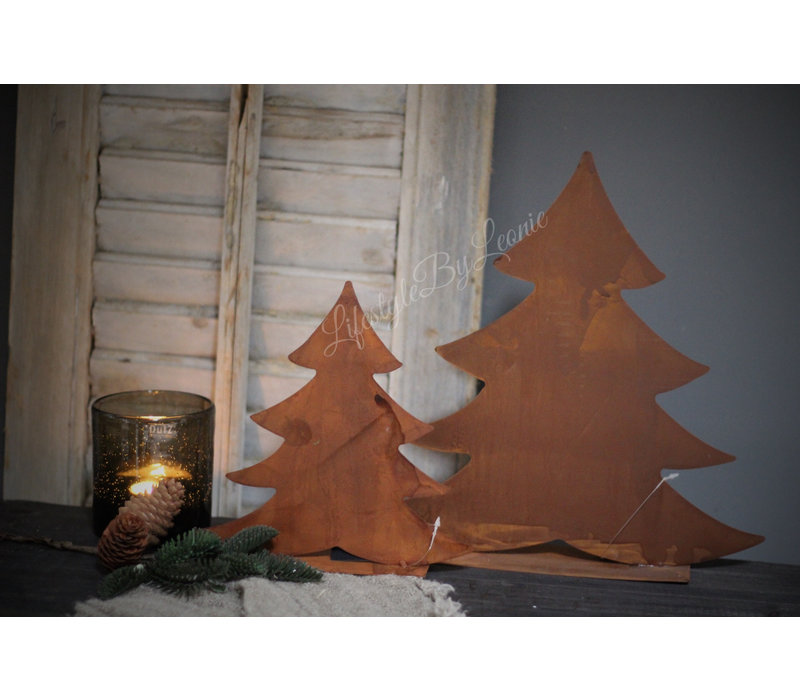 Roest boom op voet 20 cm