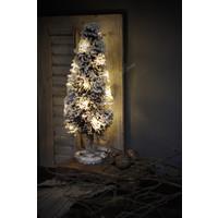 Kerstboom Dry Tree met LED lampjes 50 cm