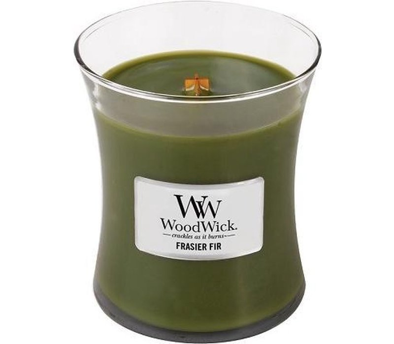 WoodWick Frasier fir medium