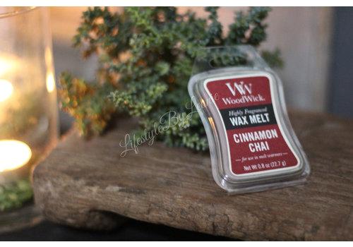 WoodWick WoodWick Cinnamon chai wax melt