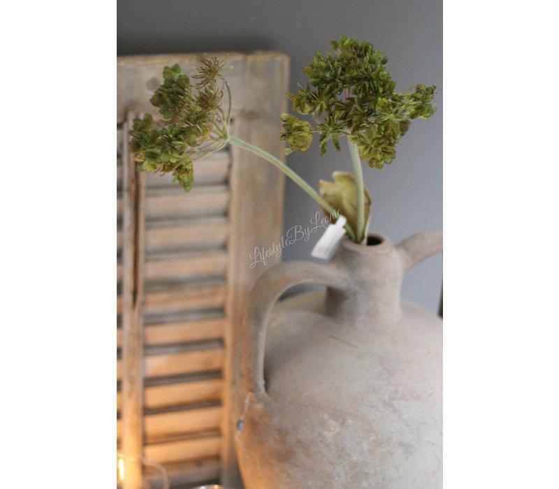 Namaak Heracleum tak groen 89 cm