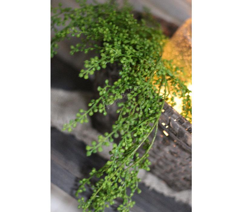 Namaak groene bessen Dadeltak 86 cm