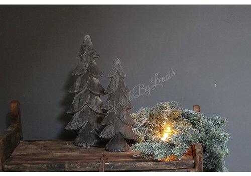 Sobere betonnen kerstboom Rock 34 cm