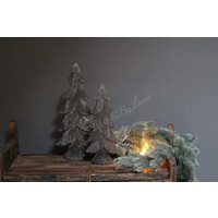 Sobere betonnen kerstboom Rock 41 cm