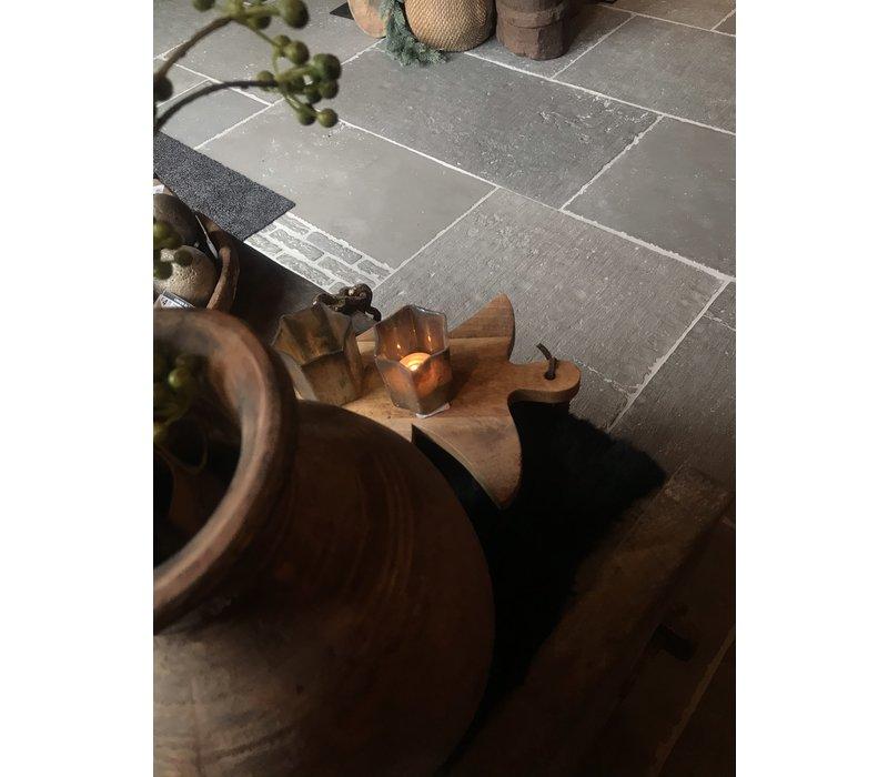 Houten tapasplank / tray Tree 37 cm