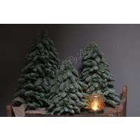 Nobilis kerstboom 50 cm