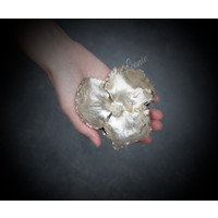 Zakje Palm cup flowers Platinum