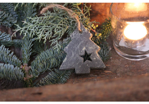 Brynxz Brynxz kersthanger Kerstboom 9 cm