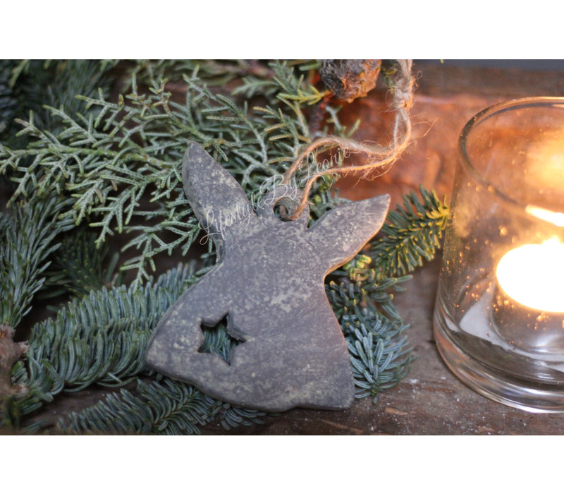 Brynxz kersthanger Engel 9 cm