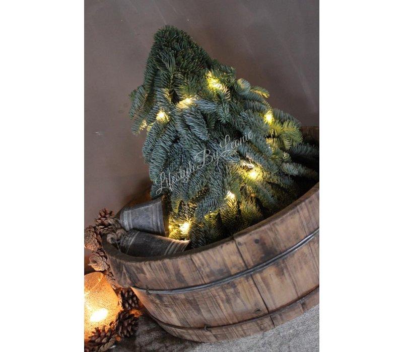 Nobilis kerstboom 30 cm