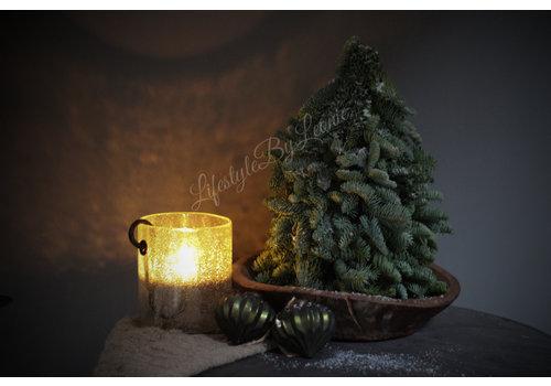 Nobilis kerstboom 40 cm