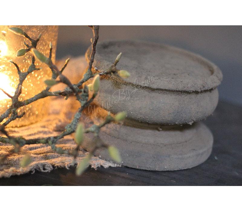 Brynxz stenen poer Old brown 26 cm