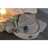 Brynxz stenen Indiase plate Old brown - maat L