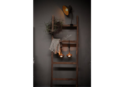 Teak houten ladder 120 cm