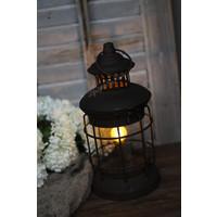 Roestige Led lamp Elly 29cm