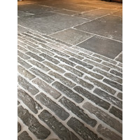 RAW Stones Waaltjes vloer