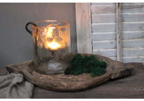 Bakje groen rendier mos 30 gram