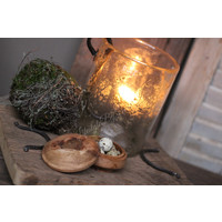 Raja houten opbergboxje 10 cm