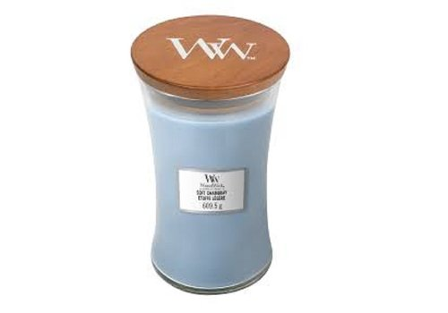 WoodWick WoodWick Soft chambray large