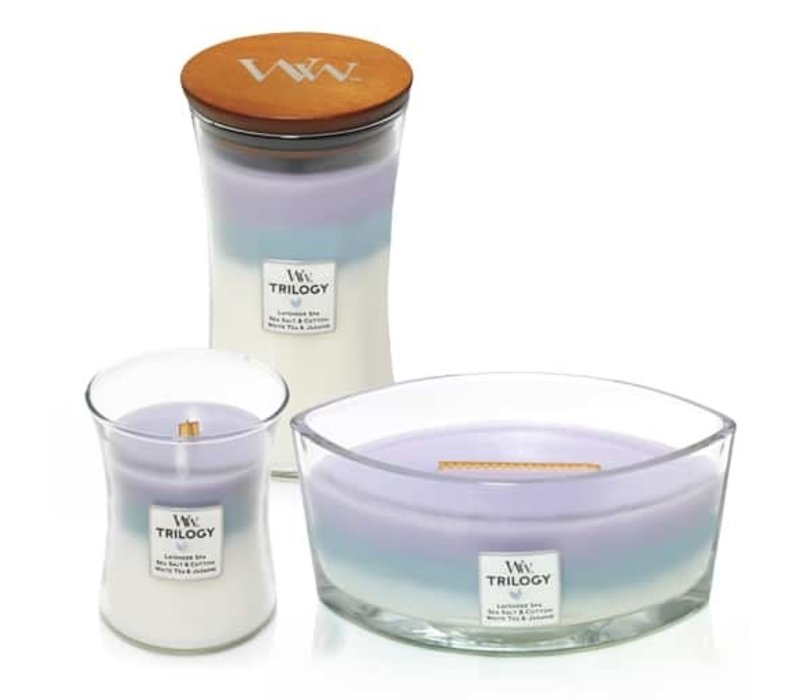 WoodWick Calming retreat trilogie large