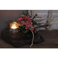 Toef magnolia / pepperberries / steeneik